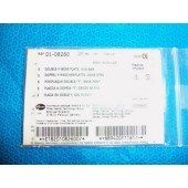 Pfizer Double Y Bone Plate without Bar (Each)