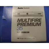 Covidien Autosuture Multifire Premium 35 Loading Unit (Each)