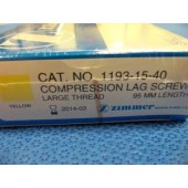 Zimmer Femoral Fixation System Compression Lag Screw 95mm (Each)