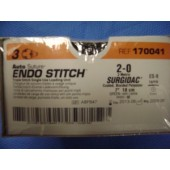 "Covidien Autosuture Endo Stitch Sulu w/ Surgidac Triple Stitch 7"" (Each)"