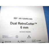Arthrex Dual RetroCutter 6mm (Each)