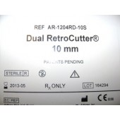 Arthrex Dual RetroCutter 10mm (Each)