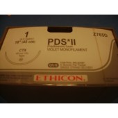 Ethicon PDS II  1 Suture (Box of 12)