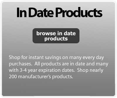 In Date Products